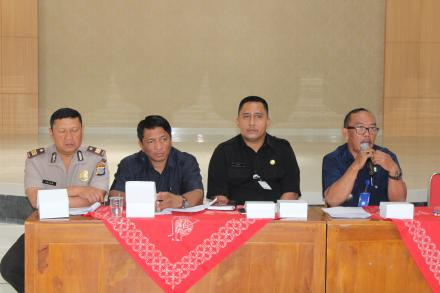 Focus Group Discussion (FGD) Rencana Detail Tata Ruang Kecamatan Bambanglipuro