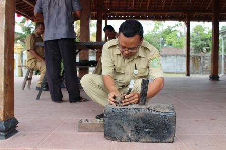 Sidang Tera Ulang Timbang dan Perlengkapanya di Desa Mulyodadi