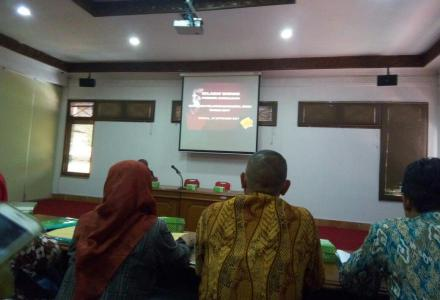 Sosialisasi/ Loka Karya Standar Minimal Desa