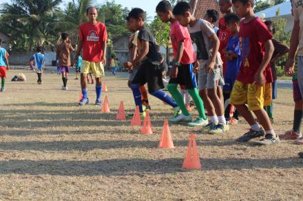 Mulyodadi Cup 1 Sukses Meningkatkan Minat Sepak Bola Anak-anak di Desa Mulyodadi