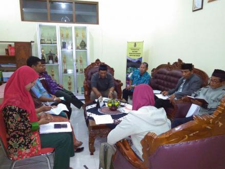Penetapan dan Pengumuman Calon Pamong Desa yang berhak mengikuti ujian seleksi