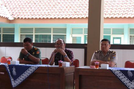 Rapat Komprehensif se-Kecamatan Bambanglipuro