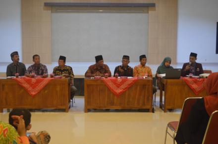 Malam Sosialisasi Pengisian Anggota BPD Desa Mulyodadi