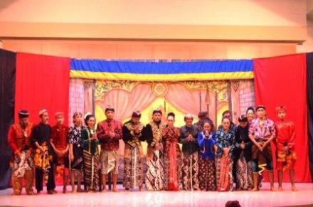 SEKARWANGI, Penutup Akhir Tahun 2017 di Desa Mulyodadi