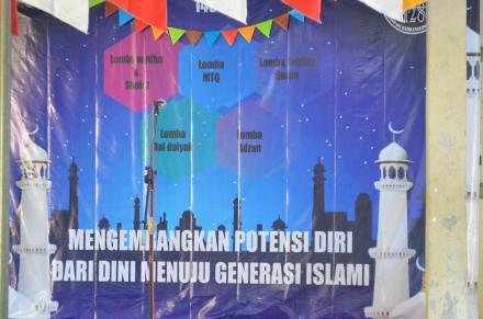 FESTIVAL RAMADHAN, Dusun Jomblang Mengembangkan Potensi Diri Dari Dini Menuju Generasi Islami