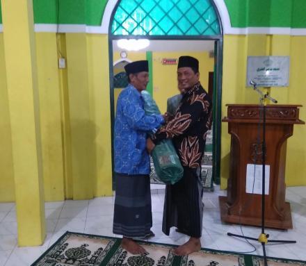 Safari Ramadhan Tingkat Kecamatan, di Masjid Darussalam Kepuh