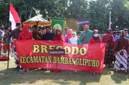 Bregodo Kecamatan Bambanglipuro