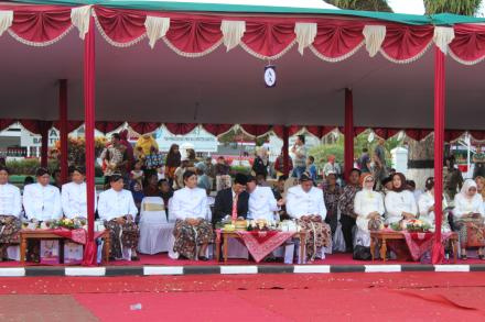 Tamu Undangan Pejabat Propinsi DIY dan Kabupaten B