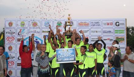 Grand Final Mulyodadi Cup 2017