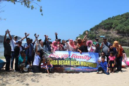 Family Gathering Keluarga Besar Desa Mulyodadi